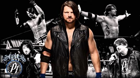 Wwe Wrestler Aj Styles Wallpapers Hd Pictures One Hd