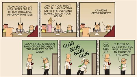 Dilbert to lose his tie | Financial Times