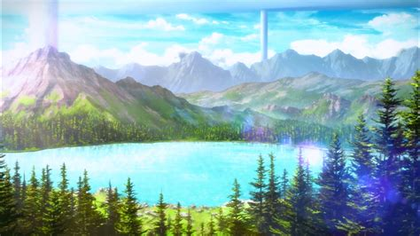 Scenery Anime Wallpaper - anime scenery wallpaper wallpaperhdc
