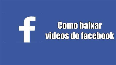 baixar do facebook