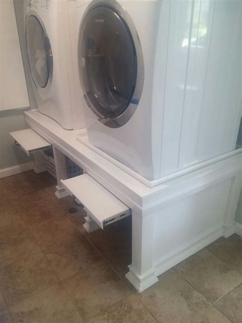 25 best ideas about laundry pedestal laundry room pedestal washer and dryer