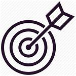 Icon Objective Goal Purpose Intent Aim Target