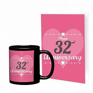 32nd wedding anniversary gifts ideas gift ftempo for Gifts for wedding anniversary