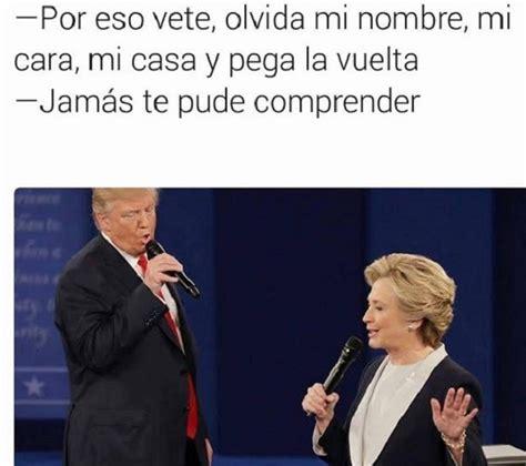 Debate Memes Los Mejores Memes Debate Electoral En Estados Unidos