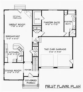 Craftsman, House, Plans