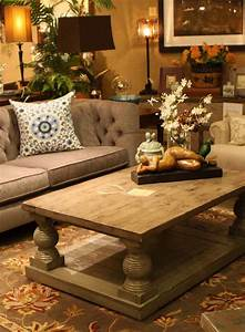 Decoration Ideas: Attractive Brown Tufted Fabric Sofa And