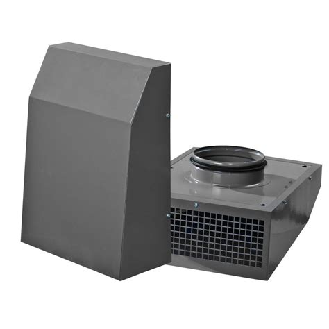 Vents 302 Cfm Power 6 In Wall Mount Exterior Centrifugal