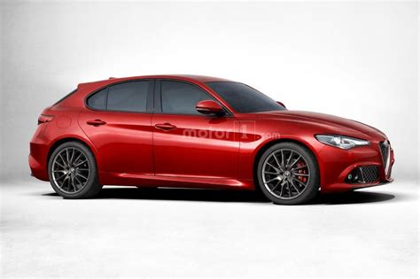 Alfa Romeo Models by Alfa Romeo S 2017 2020 Mystery Models Speculated And Rendered
