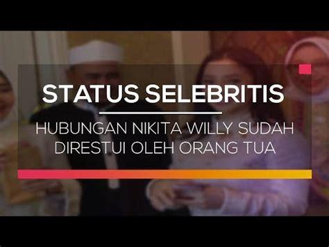 Hubungan Nikita Willy Sudah Direstui Oleh Orang Tua