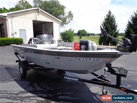Boat Bumpers Bass Pro by 2010 Bass Tracker Pro Guide V16 For Sale In United States
