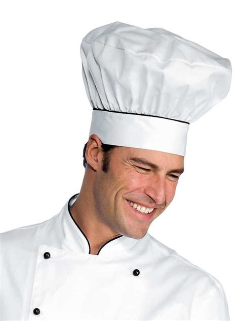 toque cuisine chapeau chef cuisinier blanc noir cuisine mylookpro com