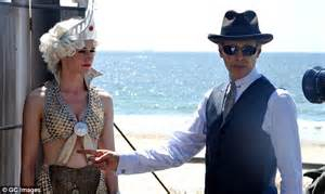 Boardwalk Empire39s Steve Buscemi Dons Three Piece Suit And
