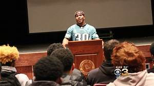 Eagles Running Back Corey Clement Presents His South ...