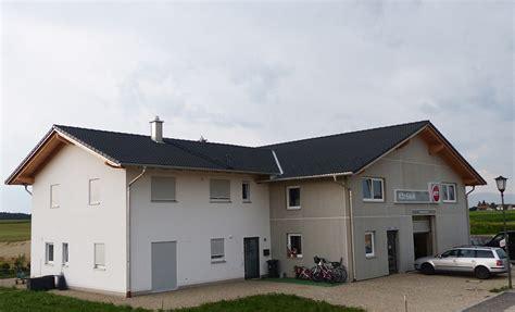 Wohnhaus Mit Werkstatt neubau kfz werkstatt mit wohnhaus