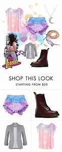 Soy Luna Shop : soy luna by maria look on polyvore featuring runwaydreamz dr martens and miss selfridge ~ A.2002-acura-tl-radio.info Haus und Dekorationen