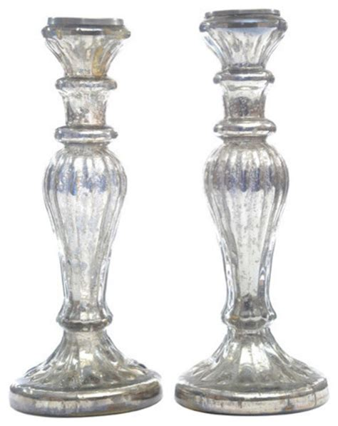 silver candle holders silver candle holders for a touch in decors