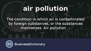 Photos  What Does Air Pollution Mean