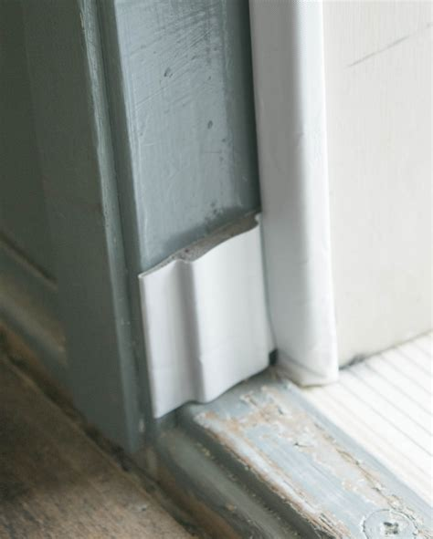 how to weatherstrip a door how to replace door weatherstrip simple ways to improve a