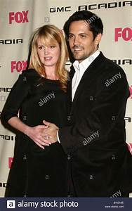 Michael Landes with wife Wendy Benson-Landes FOX's 'The ...