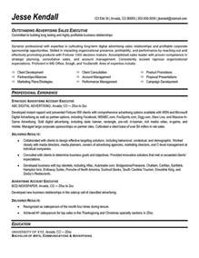 resume format for accountant executive account executive resume sle free sles exles format resume curruculum vitae