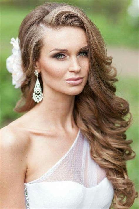 20 best collection of long hairstyles to one side