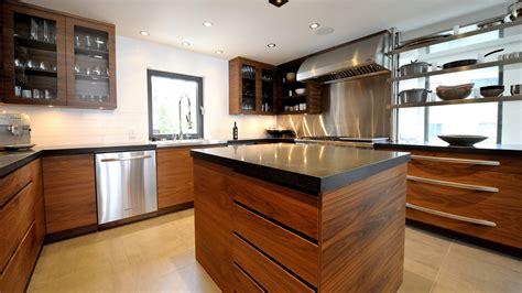 cuisine moderne en bois meuble de cuisine moderne cbel