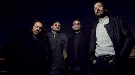 Behind The Scenes With Cafe Tacvba