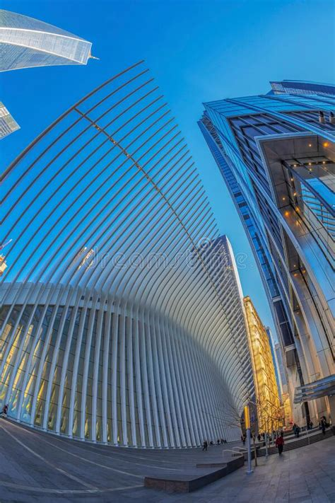 Architectonic Details From One World Trade Center ...
