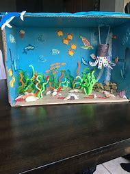 Image result for ocean habitat diorama