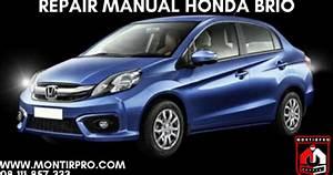 Repair Manual Dan Wiring Diagram Honda Brio 2012