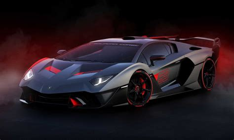 Lamborghini Sc18 Supercar Is A One-off Demonic Aventador
