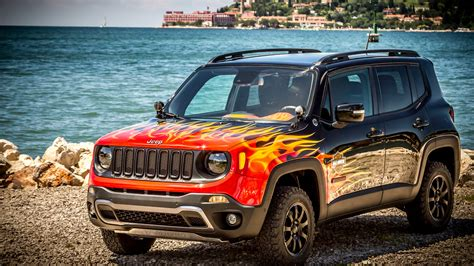 Jeep Renegade Hells Revenge 2 Wallpaper Hd Car Wallpapers