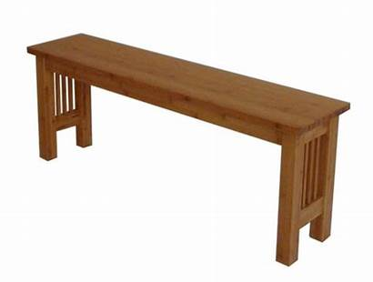 Craftsman Mission Bench Benches Furniture Plans Dining