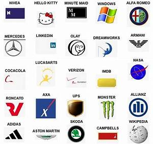 Logos Quiz Game Level 2 Answers   Unigamesity
