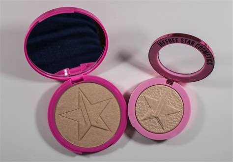 Jeffree Star Supreme Swatches Frost