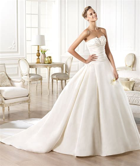 Pronovias Collection 2015 Glamour Georgia Size 2 Wedding
