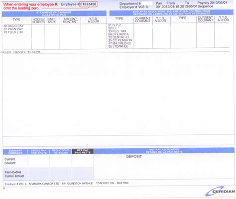 Pay Stub Example. short blue paystub sample template ...