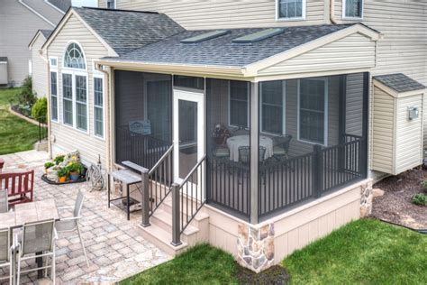 Screen Porch Material by Project Gallery Stump S Decks Porches In Lancaster Pa