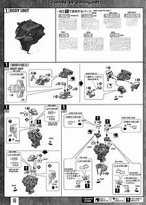 Mg Freedom Gundam Ver 2 0 English Manual  U0026 Color Guide