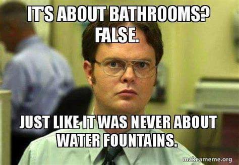 memes  destroy  transgender bathroom