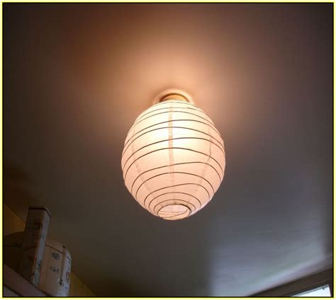 paper light shades for ceiling light home design ideas