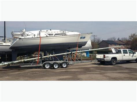 Boat Trailer Ottawa by Ottawa Rv Transport Ontario Trailer Hauling Boat