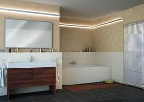 led badezimmer led beleuchtung im bad wellness im badezimmer mit led strips paulmann licht