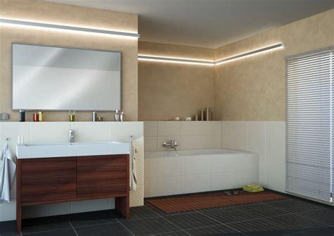 LED Beleuchtung im Bad: Wellness im Badezimmer mit LED