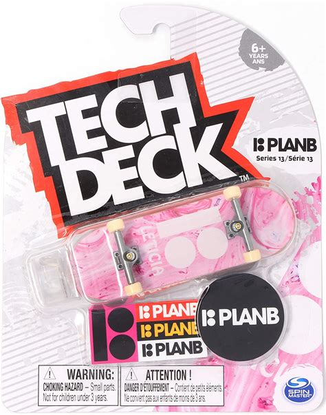 We'll review the issue and make a decision about a partial or a full refund. Mini Fingerboards Plan B Skateboards Series 13 Leticia ...