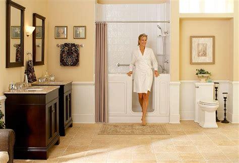 bath showers  seniors accessible bathrooms walk