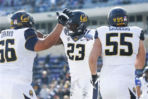 cal football advanced stats evans hall review