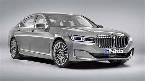 2019 Bmw 7 Series by Grilling Machine Bmw Has Facelifted The 7 Series For