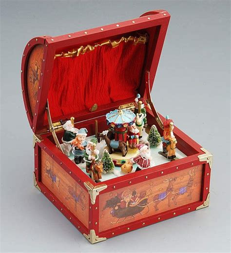 china box 2yb3m29 china box box - Christmas Music Box