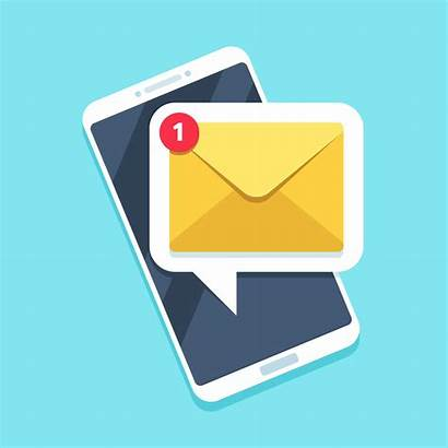 Notification Icon Sms Message Email Remind Mail